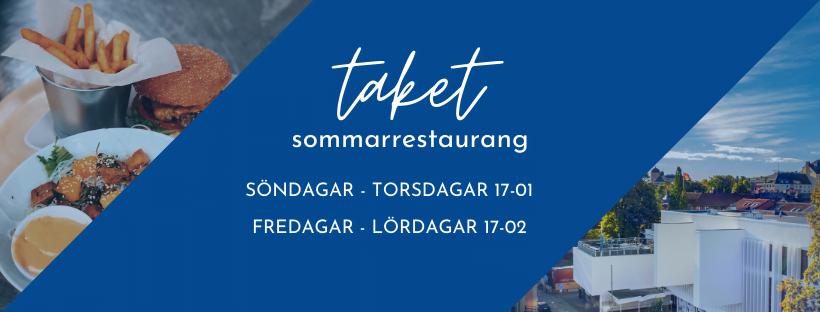 Taket restaurang Uppsala V-Dala nation